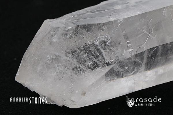 トマスゴンサガ産水晶クラスター(レコードキーパー△入り)_d0303974_15113881.jpg