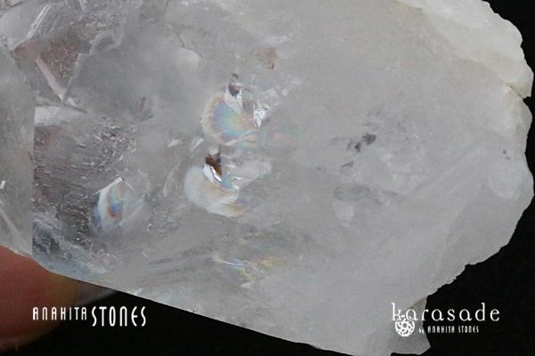 トマスゴンサガ産水晶クラスター(レコードキーパー△入り)_d0303974_15122284.jpg