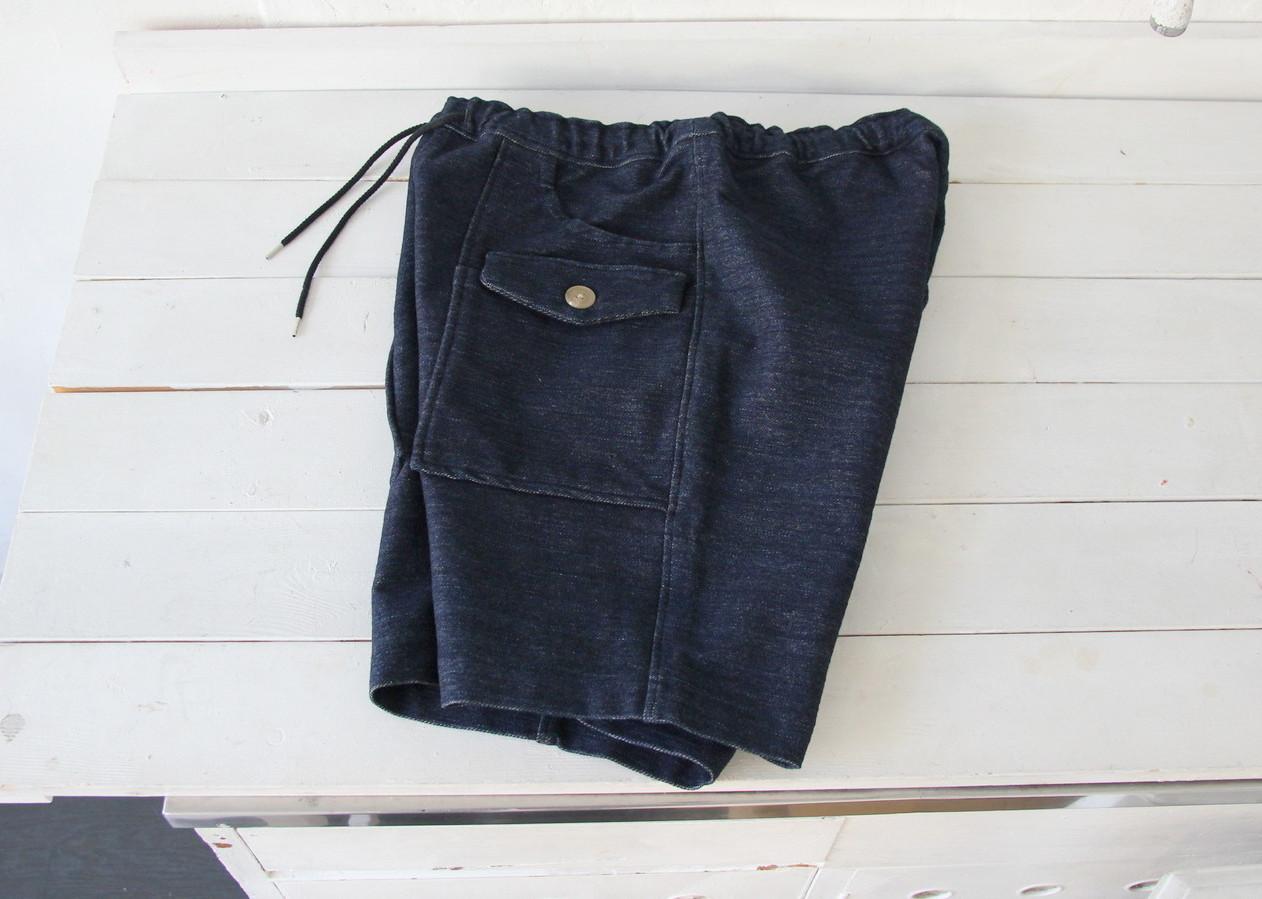 Knit Denim Short PTS_c0379477_15135095.jpg