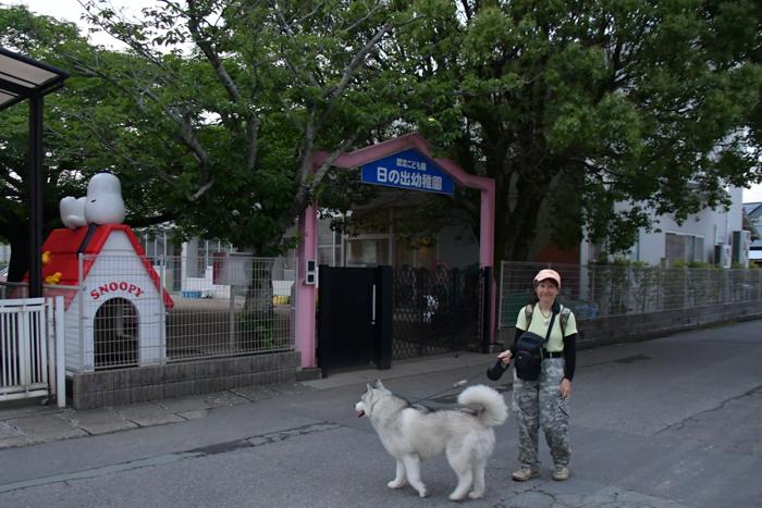 ジロちゃんとふれあい散歩 (*^_^*)_c0049299_21325557.jpg