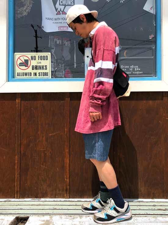 9e5d8fc5294 長野県 諏訪市 古着屋フリースタイル スタッフブログ4 まるで成長してい ...