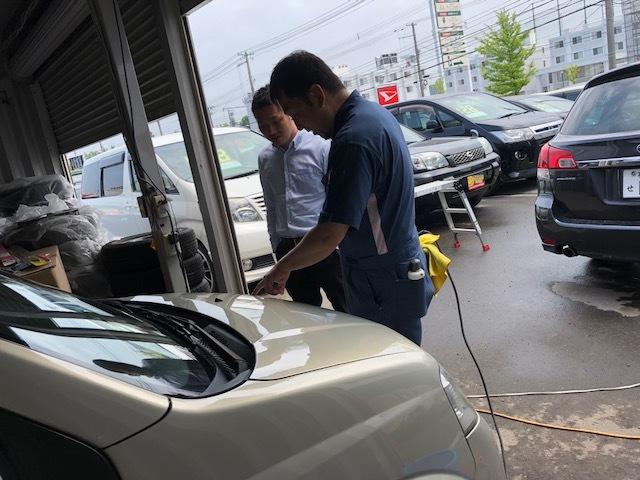 6月2日(土)✿しまぶろぎゅ✿TT H様&MRワゴン G様納車(/・ω・)/ご成約 ハリアーS様(*´ω`*)_b0127002_17455612.jpg