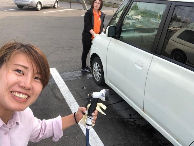 6月2日(土)✿しまぶろぎゅ✿TT H様&MRワゴン G様納車(/・ω・)/ご成約 ハリアーS様(*´ω`*)_b0127002_17595106.jpg
