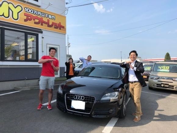 6月2日(土)✿しまぶろぎゅ✿TT H様&MRワゴン G様納車(/・ω・)/ご成約 ハリアーS様(*´ω`*)_b0127002_18221512.jpg