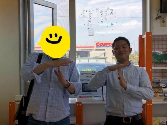 6月2日(土)✿しまぶろぎゅ✿TT H様&MRワゴン G様納車(/・ω・)/ご成約 ハリアーS様(*´ω`*)_b0127002_18255748.jpg