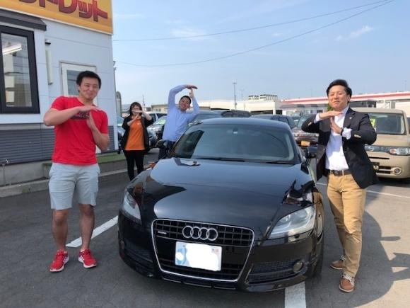 6月2日(土)✿しまぶろぎゅ✿TT H様&MRワゴン G様納車(/・ω・)/ご成約 ハリアーS様(*´ω`*)_b0127002_18304957.jpg