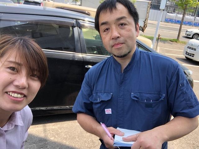 6月2日(土)✿しまぶろぎゅ✿TT H様&MRワゴン G様納車(/・ω・)/ご成約 ハリアーS様(*´ω`*)_b0127002_18500122.jpg