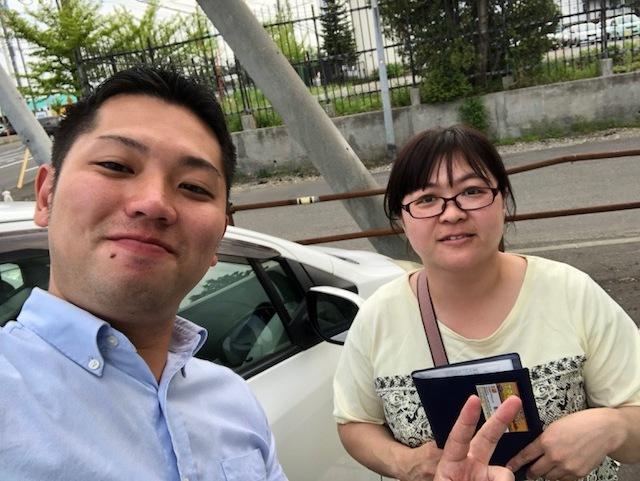 6月2日(土)✿しまぶろぎゅ✿TT H様&MRワゴン G様納車(/・ω・)/ご成約 ハリアーS様(*´ω`*)_b0127002_18514151.jpg