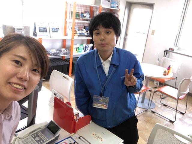 6月2日(土)✿しまぶろぎゅ✿TT H様&MRワゴン G様納車(/・ω・)/ご成約 ハリアーS様(*´ω`*)_b0127002_18521509.jpg