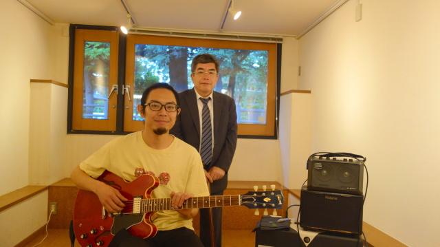 ②2018 ギタリスト・CHUTAさんソロライブ終了しました。_e0151902_23324460.jpg