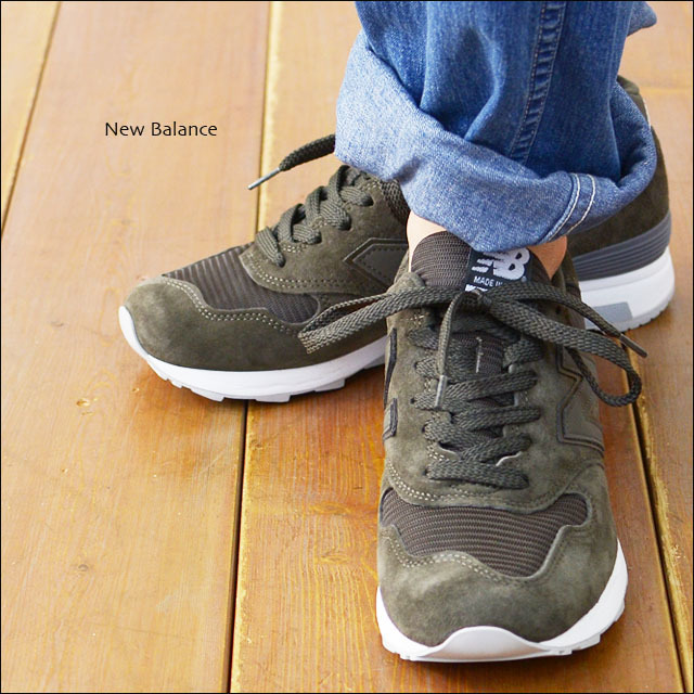 New Balance[ニューバランス正規代理店] M1400MI [BLACK OLIVE] ブラックオリーブ made in USA MEN\'S/LADY\'S_f0051306_16580694.jpg