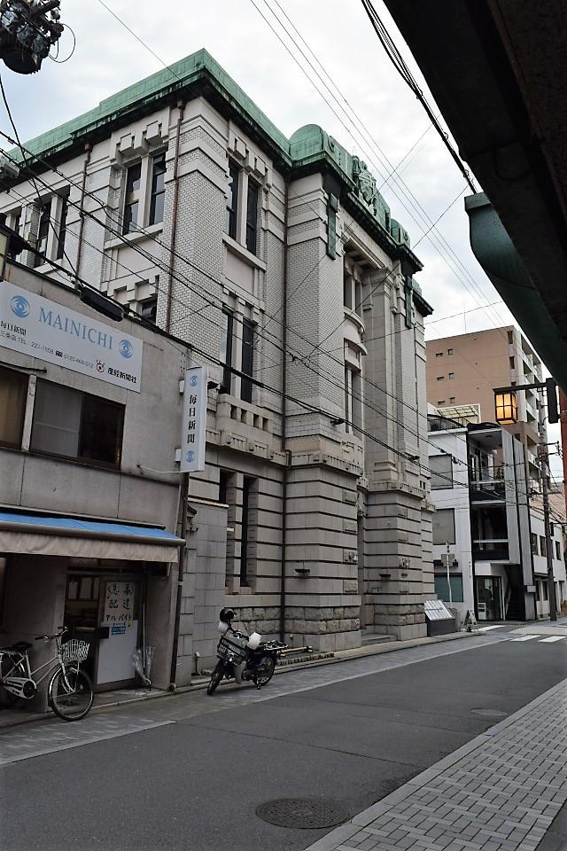 旧不動貯金銀行京都三条支店(大正モダン建築再訪)_f0142606_07285463.jpg