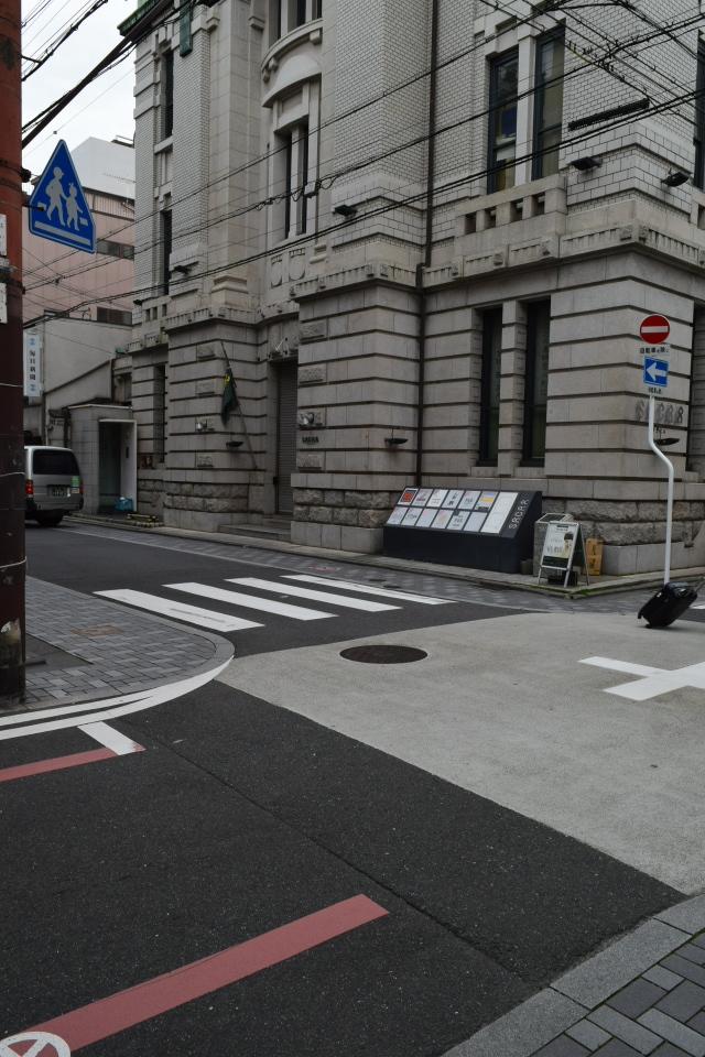 旧不動貯金銀行京都三条支店(大正モダン建築再訪)_f0142606_07351154.jpg