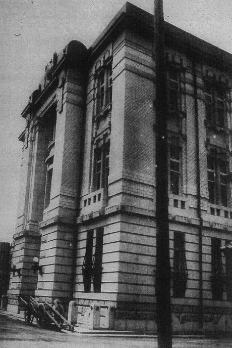 旧不動貯金銀行京都三条支店(大正モダン建築再訪)_f0142606_08045513.jpg