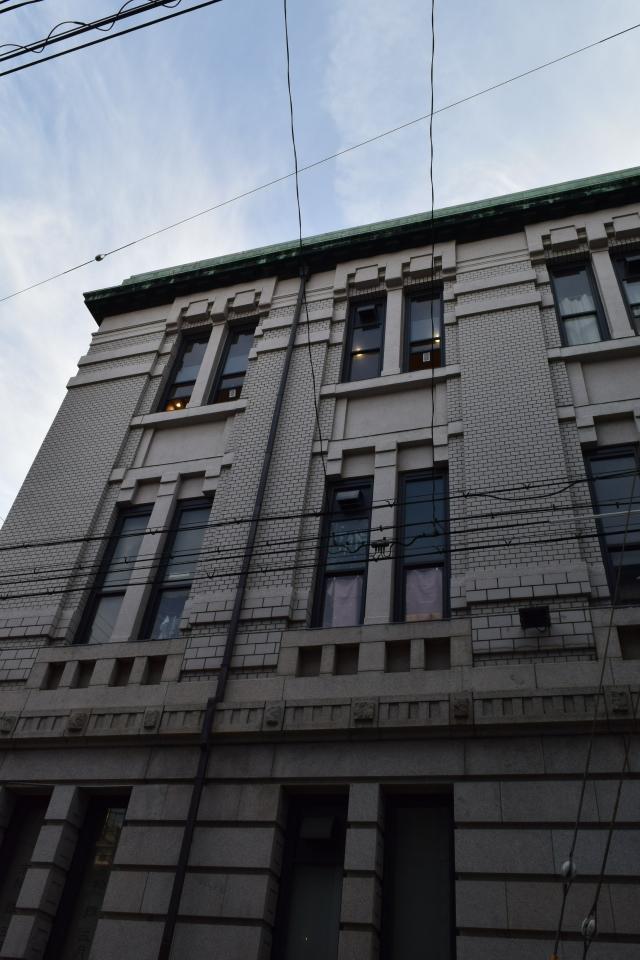 旧不動貯金銀行京都三条支店(大正モダン建築再訪)_f0142606_08255363.jpg