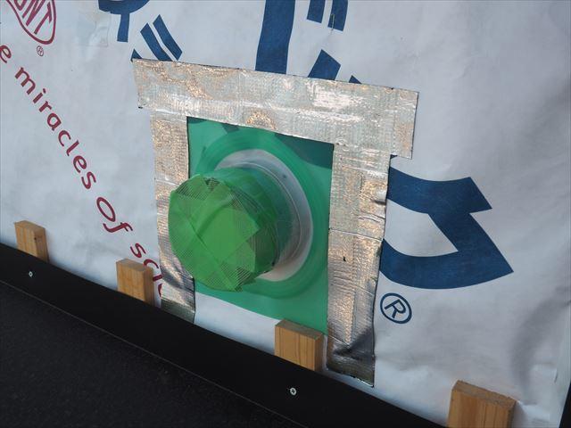 防水検査@成増のいえ_f0207410_09192559.jpg