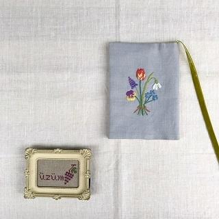 6月開催『uzum\'s embroidery world』作品のご紹介vol.3(最終回)・・・♪_f0168730_18433689.jpg