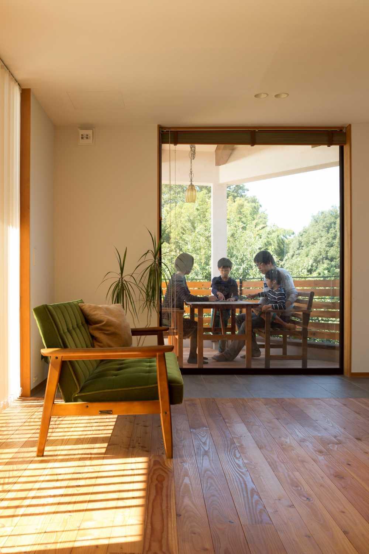 木質空間大賞 こなから建築工房 甲板のある家 #2018.6_e0037548_05535851.jpg
