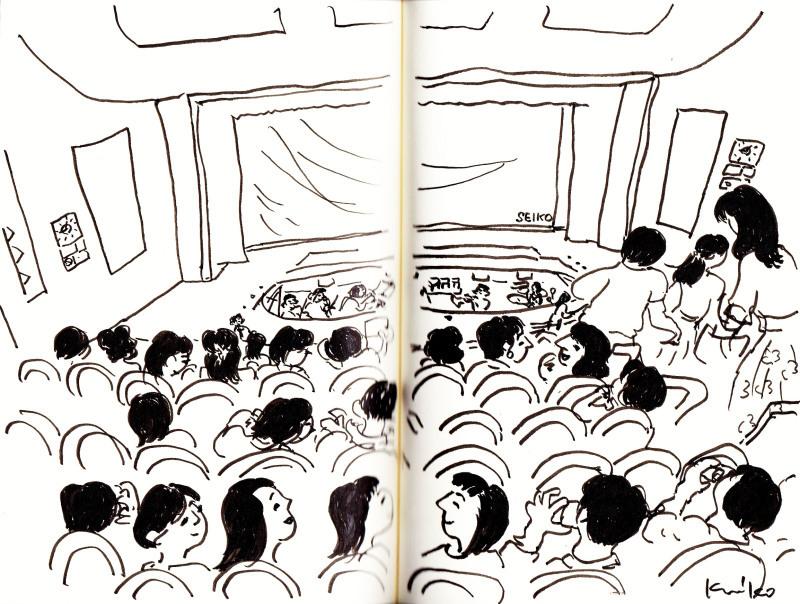 東京宝塚劇場_f0313391_22165645.jpg
