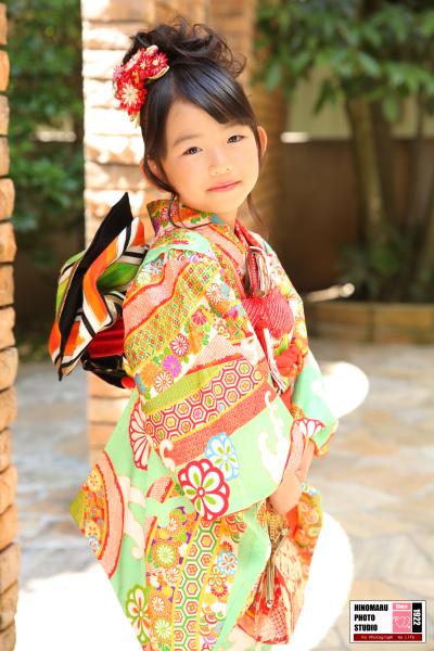ゆのちゃん☆七五三_b0203705_15425228.jpg