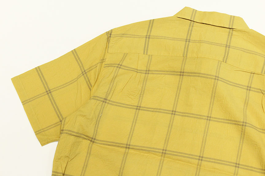 """TOWN CRAFT (タウンクラフト) \"""" classic check open ss shirts \""""_b0122806_15180890.jpg"""