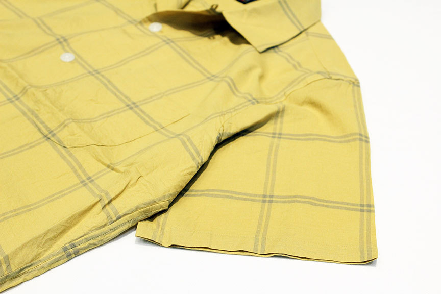 """TOWN CRAFT (タウンクラフト) \"""" classic check open ss shirts \""""_b0122806_15181582.jpg"""