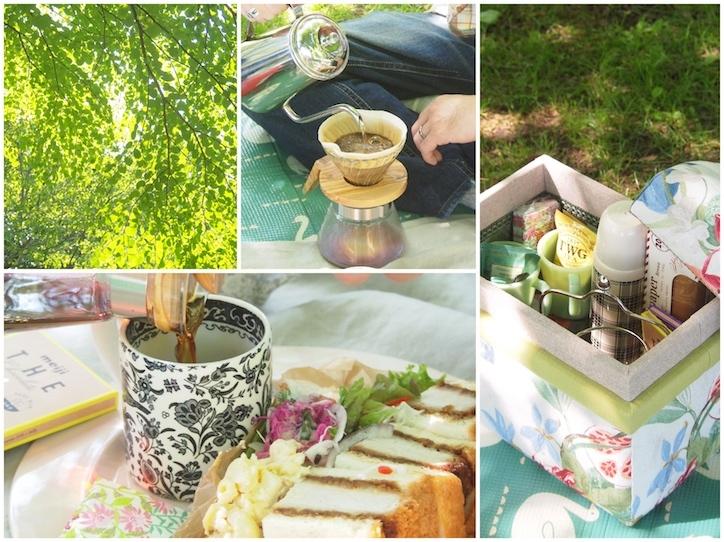 ピクニックティー&コーヒーの日曜日_e0396727_17131847.jpg