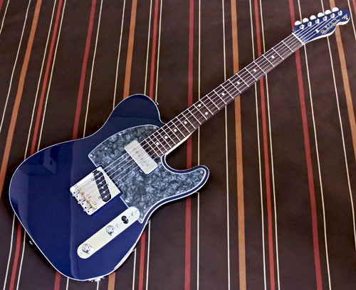 「Cat\'s Eye Blue PearlのStandard-T 3本目」が完成&発売!_e0053731_15334501.jpg