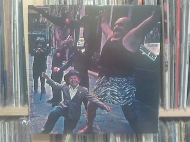 Strange Days / The Doors_c0104445_2335208.jpg