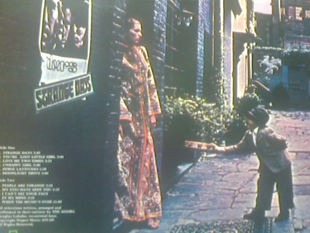 Strange Days / The Doors_c0104445_23354919.jpg