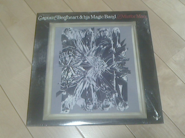 Mirror Man / Captain Beefheart & His Magic Band_c0104445_23361160.jpg