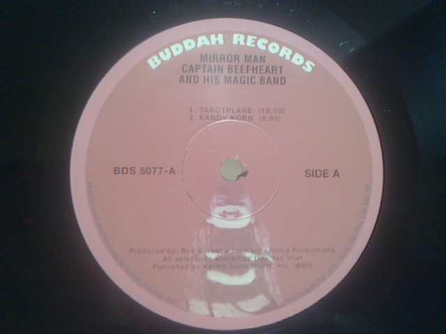 Mirror Man / Captain Beefheart & His Magic Band_c0104445_23371512.jpg