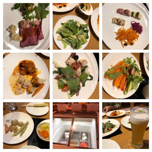 ゆと森倶楽部、野菜たっぷりの夕食。_f0207146_07515179.jpg