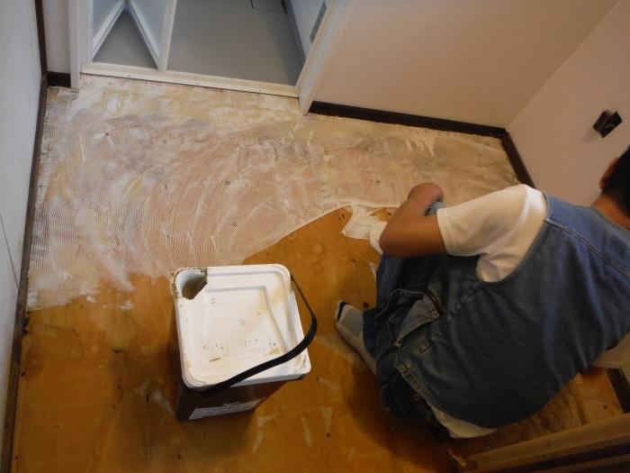 浴室リフォーム~ユニットバス使用できます。_d0165368_13455043.jpg