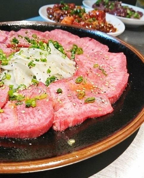 【外食しよう】いつもの焼き肉で誕生日祝い_e0274872_22570479.jpg
