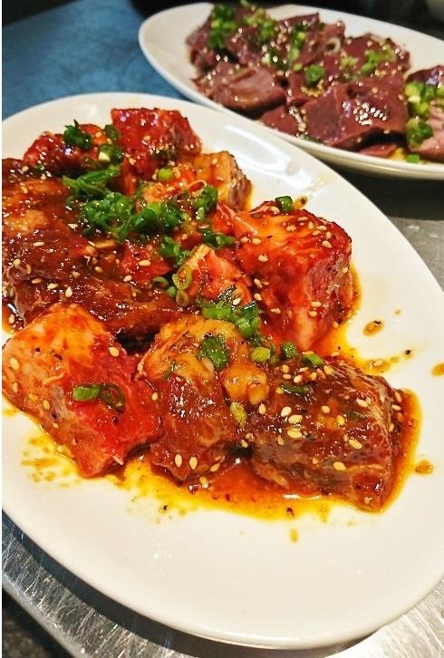 【外食しよう】いつもの焼き肉で誕生日祝い_e0274872_22571315.jpg
