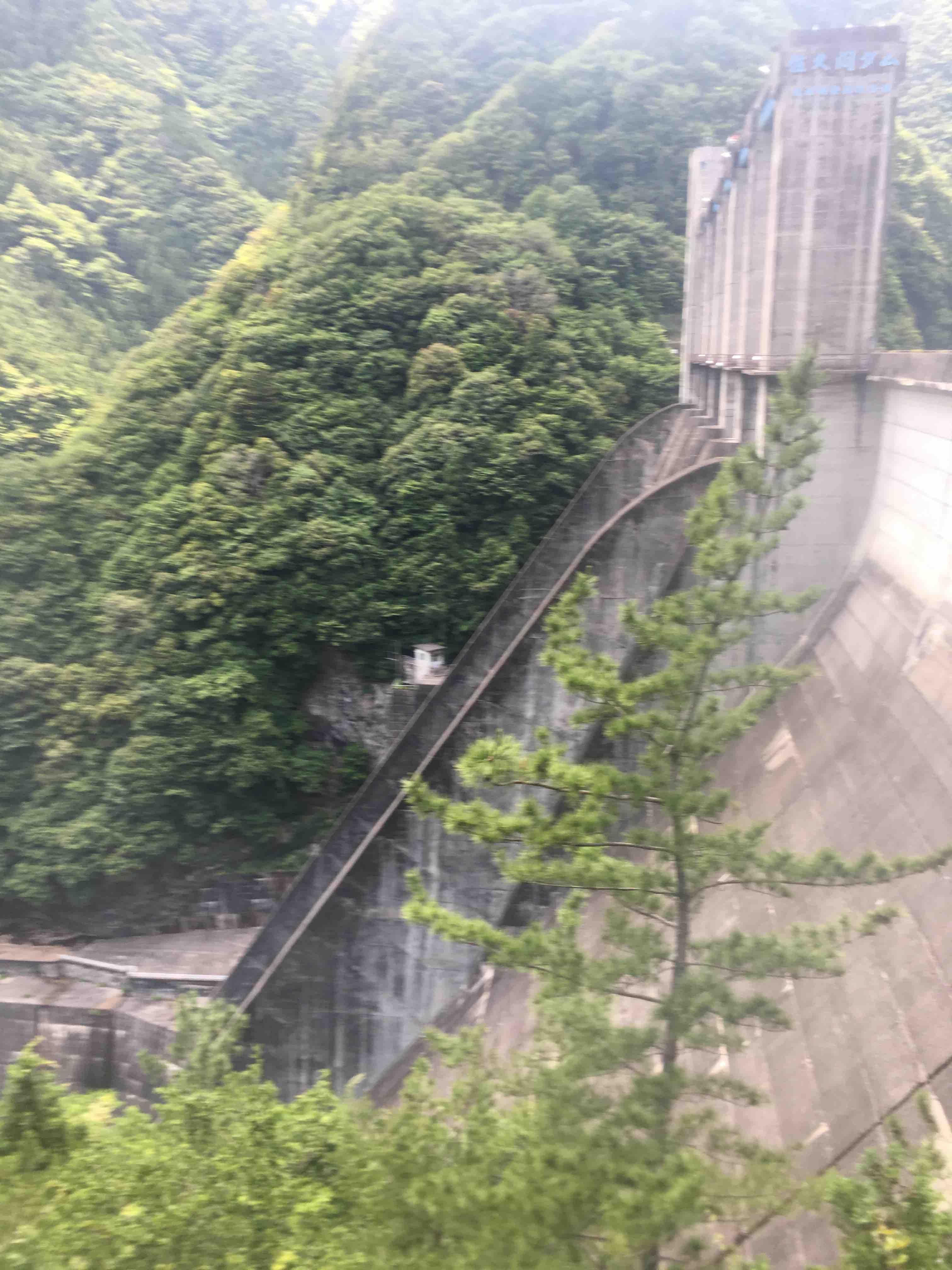 佐久間ダム、メルヘン街道ツーリング_d0164691_17421663.jpg