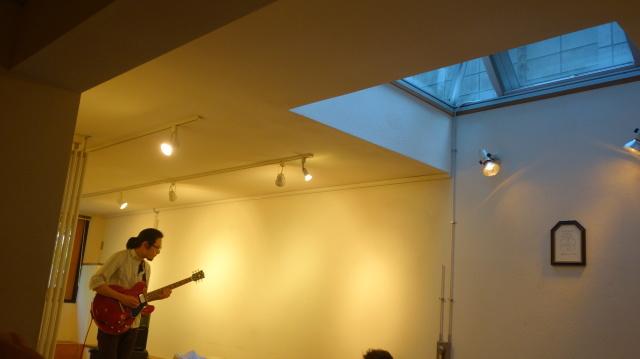 ②2018 ギタリスト・CHUTAさんソロライブ終了しました。_e0151902_13385035.jpg