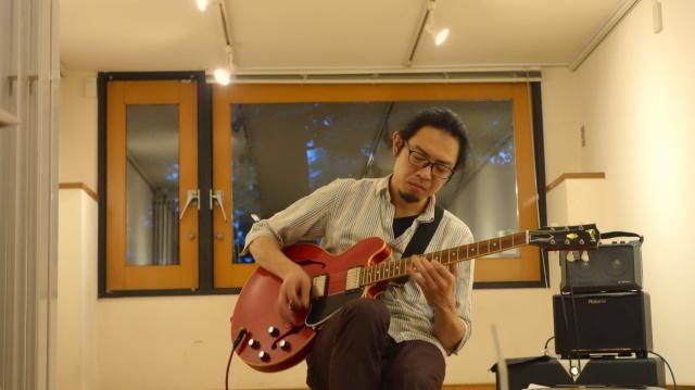 ②2018 ギタリスト・CHUTAさんソロライブ終了しました。_e0151902_13431089.jpg