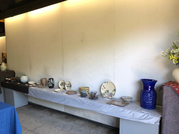 陶芸展、くらふてぃあ杜の市 お礼_c0131107_19544140.jpg