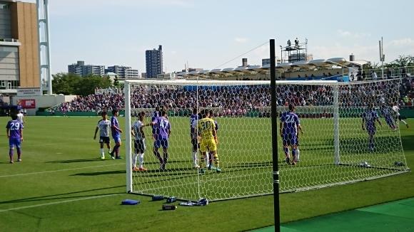 2018JリーグDivision3第12節 FC東京U23 - 鹿児島ユナイテッド_b0042308_10301368.jpg