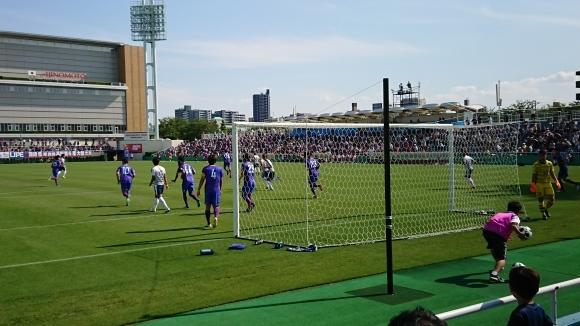 2018JリーグDivision3第12節 FC東京U23 - 鹿児島ユナイテッド_b0042308_10415802.jpg