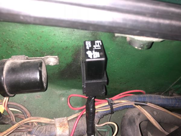 MGBのエンジン不調の修理 電気系_e0169210_04401121.jpg