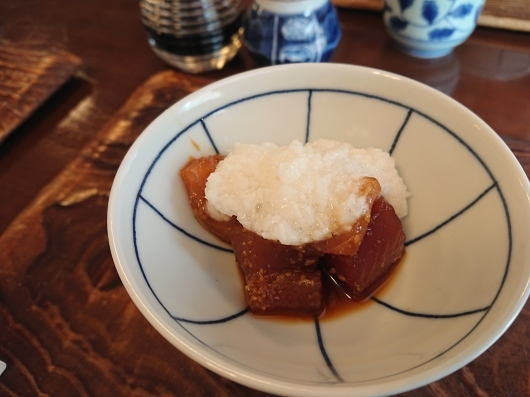 日本料理 セラヴィ_d0030026_22571228.jpg