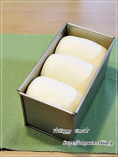サーモンの照焼き弁当といつもの角食♪_f0348032_19062236.jpg
