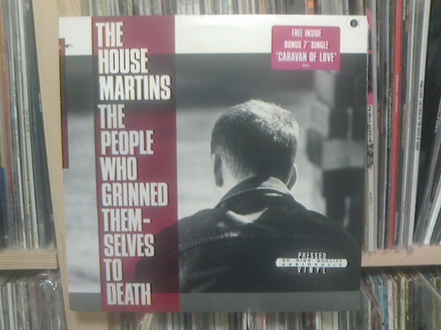 The People Who Grinned Themselves To Death / The Housemartins_c0104445_23463686.jpg