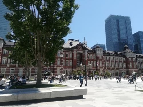 東京駅です。_a0111166_06361821.jpg