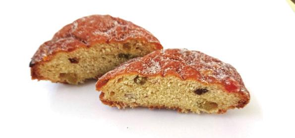 【袋ドーナツ】ローソン「オリーボーレン」【パウンドケーキっぽさがある】_d0272182_17545781.jpg