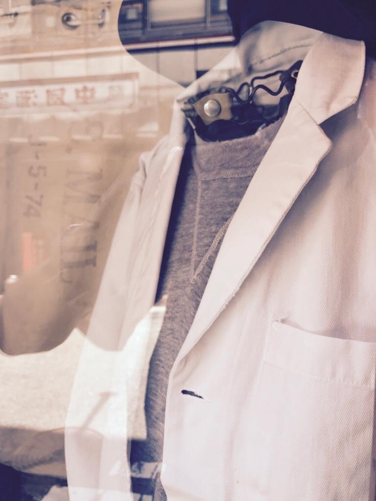 雨天時にも、気分良く過ごせるジャケット! (T.W.神戸店)_c0078587_12514953.jpg