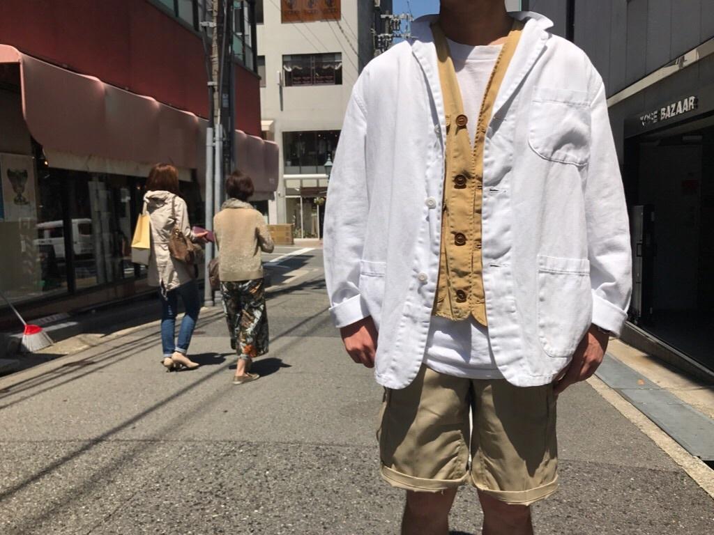雨天時にも、気分良く過ごせるジャケット! (T.W.神戸店)_c0078587_14102959.jpg
